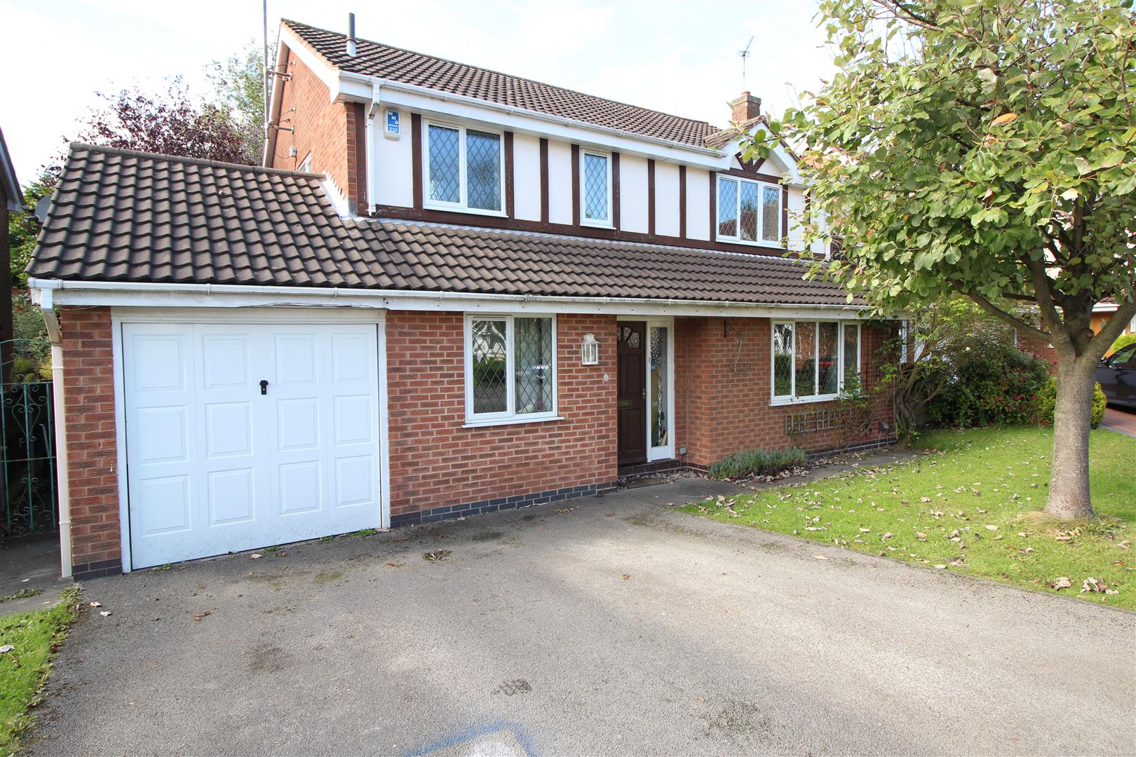 4 Bedrooms Detached House for sale in Edingale Court, Bramcote, Nottingham